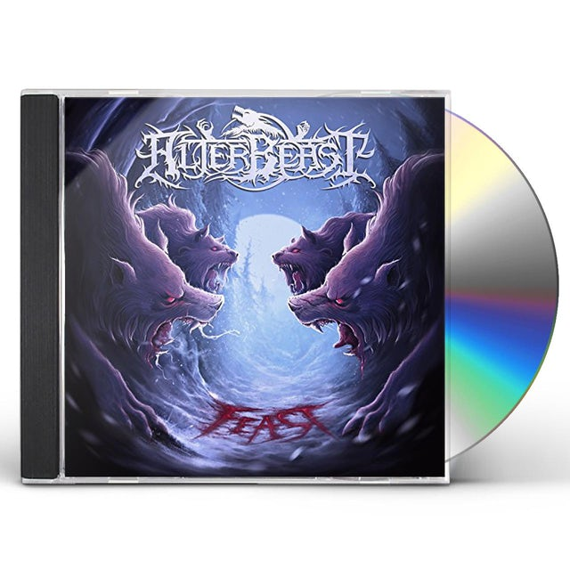 Alterbeast FEAST CD