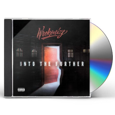 Wrekonize INTO THE FURTHER CD