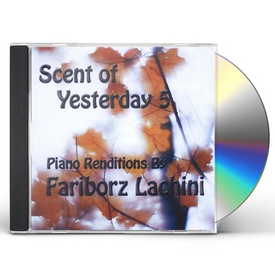 Fariborz Lachini SCENT OF YESTERDAY 5 CD