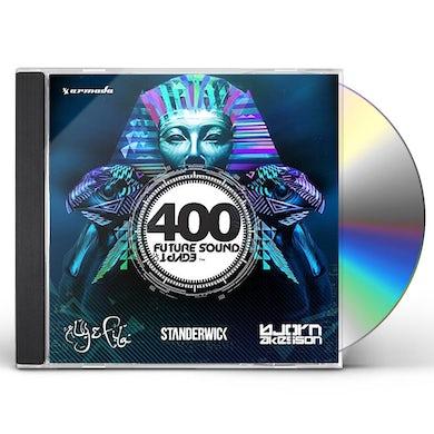 Aly & Fila FUTURE SOUND OF EGYPT 400 CD
