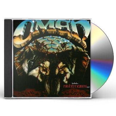 Omen CURSE & NIGTHMARES CD
