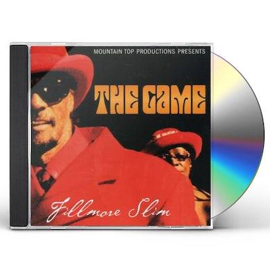 Fillmore Slim GAME CD