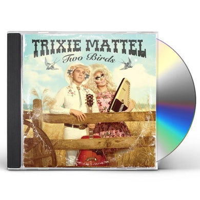 Trixie Mattel TWO BIRDS ONE STONE CD
