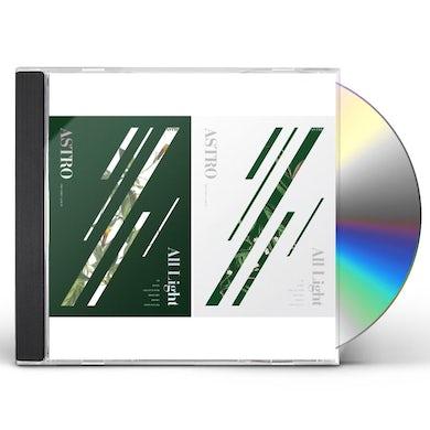 Astro ALL LIGHT CD