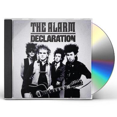 Alarm DECLARATION 1984-1985 CD