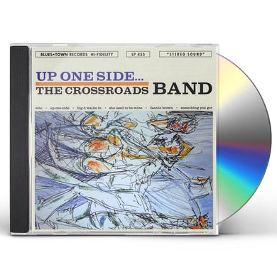 Crossroads Band UP ONE SIDE CD