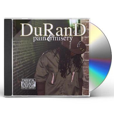 Durand PAIN & MISERY CD