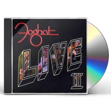 Foghat: Live II CD