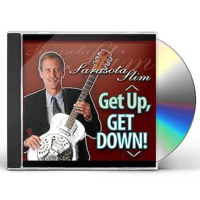 Sarasota Slim GET UP GET DOWN CD
