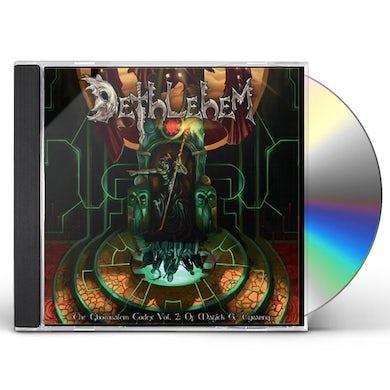 Dethlehem GHORUSALEM CODEX: OF MAGICK & TYRANNY 2 CD