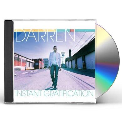 Darren INSTANT GRATIFICATION CD