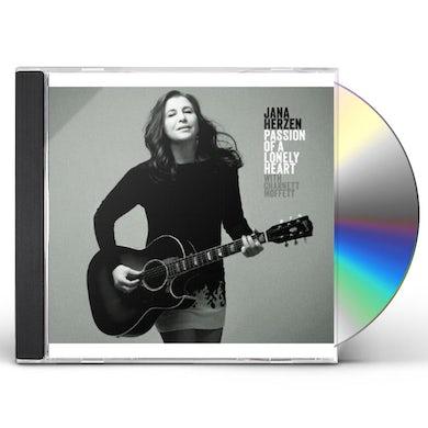 Jana Herzen PASSION OF A LONELY HEART CD