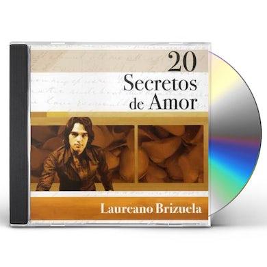 Laureano Brizuela 20 SECRETOS DE AMOR CD