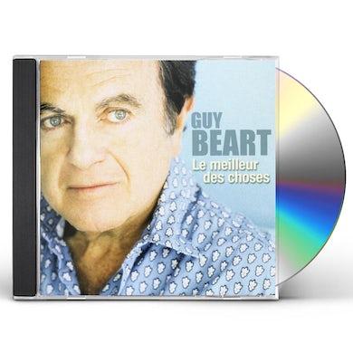 Guy Beart LE MEILLEUR DES CHOSES CD