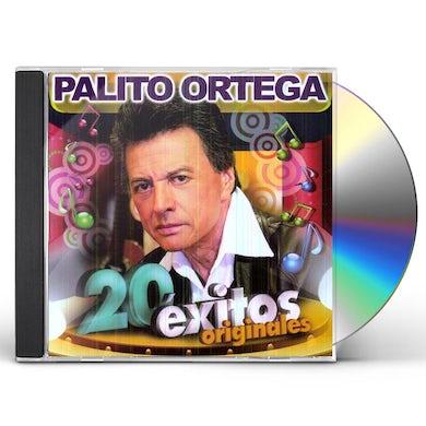Palito Ortega 20 EXITOS ORIGINALES CD