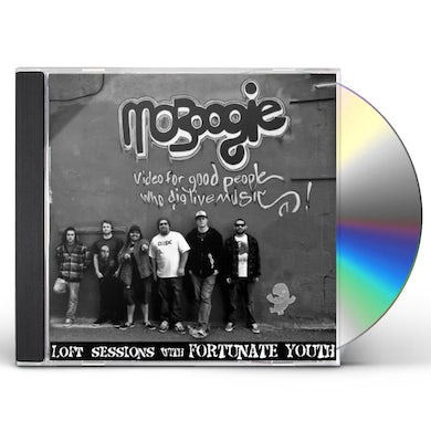 MOBOOGIE LOFT SESSIONS WITH FORTUNATE YOUTH CD
