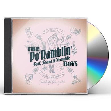 TOIL TEARS & TROUBLE CD