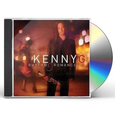 Kenny G RHYTHM & ROMANCE CD