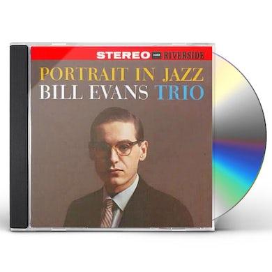 Bill Evans Trio PORTRAIT IN JAZZ CD