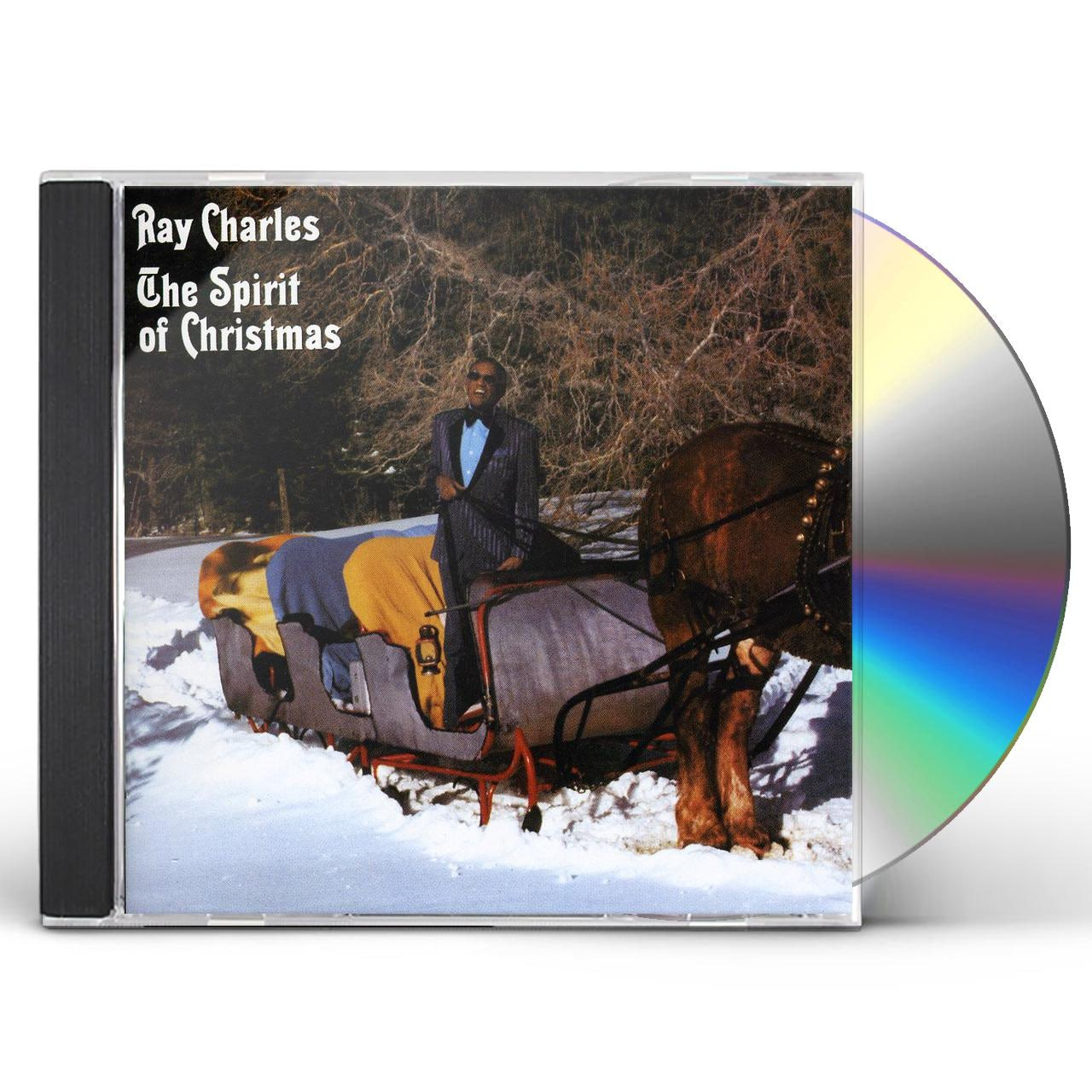 Ray Charles Christmas.Ray Charles Spirit Of Christmas Cd