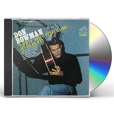 Don Bowman FUNNY WAY TO MAKE AN ALBUM CD
