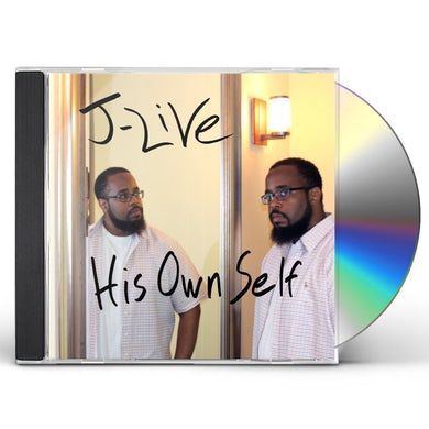 J-Live HIS OWN SELF CD