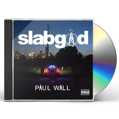 Paul Wall SLAB GOD CD