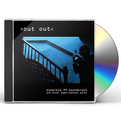 Out Out ASTEROID 99 SOUNDTRACK & OTHER EXPERIMENTAL WORKS CD