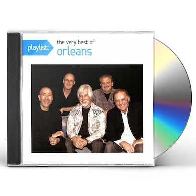 PLAYLIST: THE VERY BEST OF ORLEANS CD