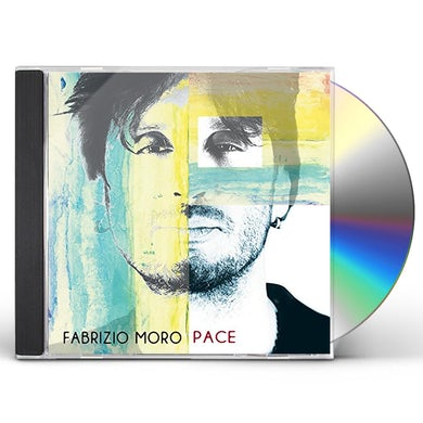 Fabrizio Moro PACE CD