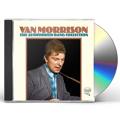 Van Morrison AUTHORIZED BANG COLLECTION CD
