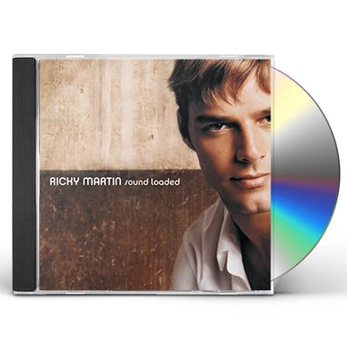 Ricky Martin SOUND LOADED (GOLD SERIES) CD
