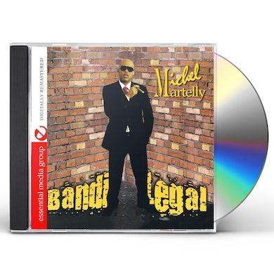 Michel Martelly BANDI LEGAL CD