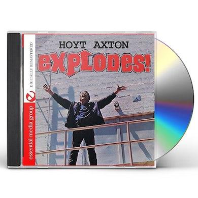 Hoyt Axton EXPLODES CD