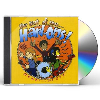 Hard-Ons BEST OF & RARITIES CD