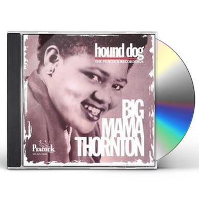 Big Mama Thornton HOUND DOG: DUKE-PEACOCK RECORDINGS CD