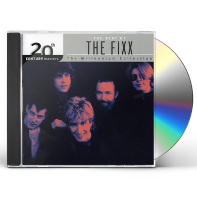 Fixx 20TH CENTURY MASTERS: MILLENNIUM COLLECTION CD
