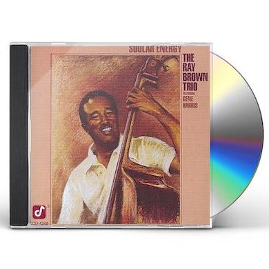 Ray Brown SOULAR ENERGY CD