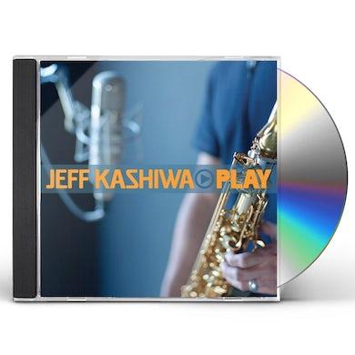 Jeff Kashiwa PLAY CD