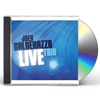 Joey Calderazzo TRIO LIVE CD