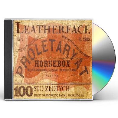 Leatherface HORSEBOX CD