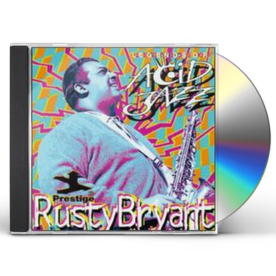 Rusty Bryant LEGENDS OF ACID JAZZ CD