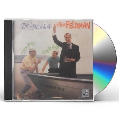 ARRIVAL OF VICTOR FELDMAN CD