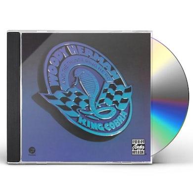 Woody Herman KING COBRA CD