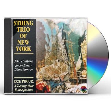 String Trio Of New York FAZE PHOUR CD