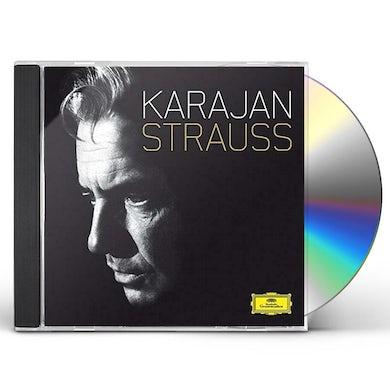 Herbert Von Karajan  STRAUSS CD