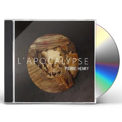 Pierre Henry L'APOCALYPSE CD