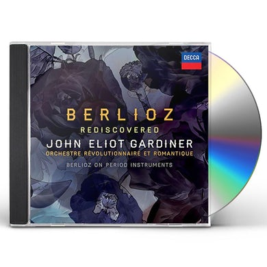John Eliot Gardiner BERLIOZ REDISCOVERED CD