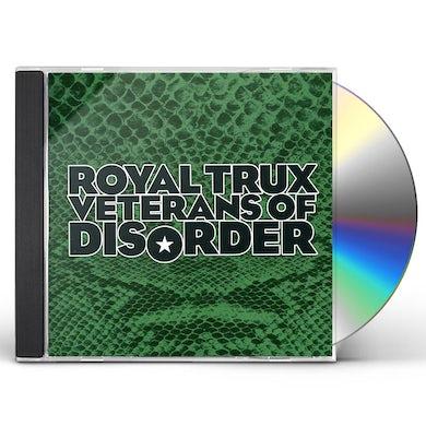 Royal Trux VETERANS OF DISORDER CD