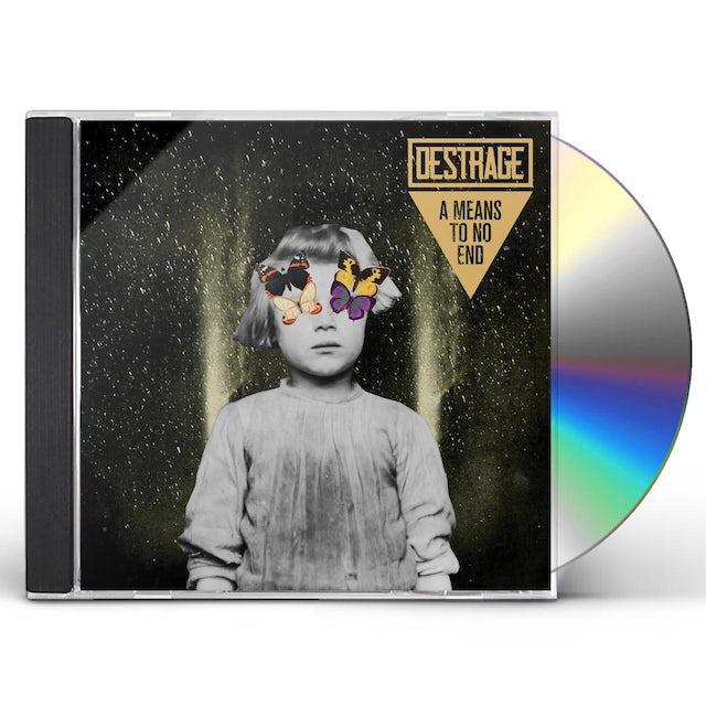 Destrage MEANS TO NO END CD